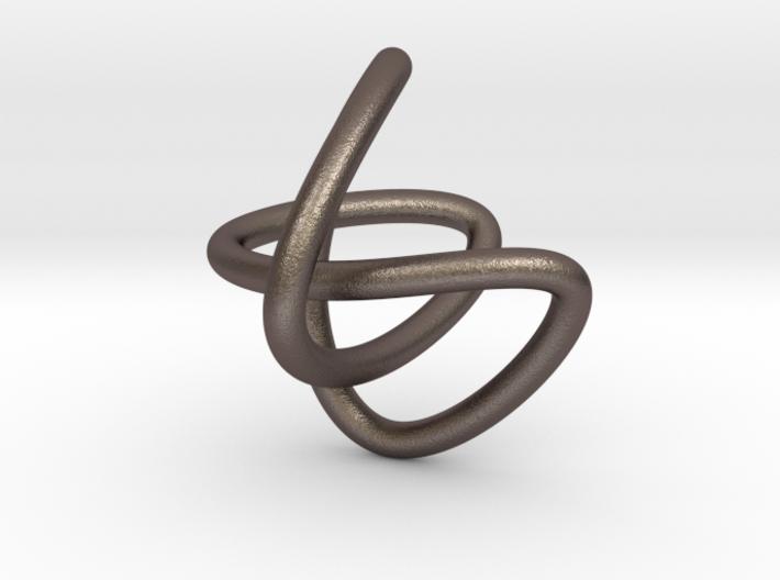 knot II plain 3d printed