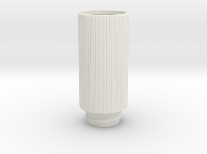Shotshotglass Shell 3d printed