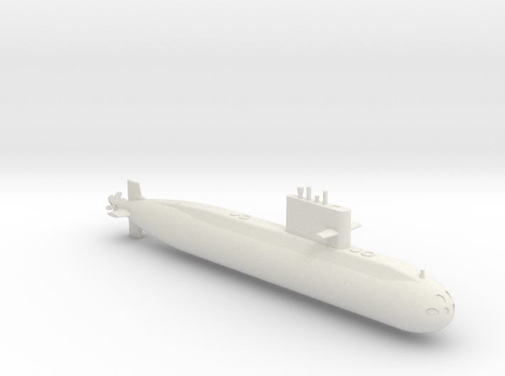 1/700 Type 039A Class Submarine 3d printed 1/700 Type 039A Class Submarine