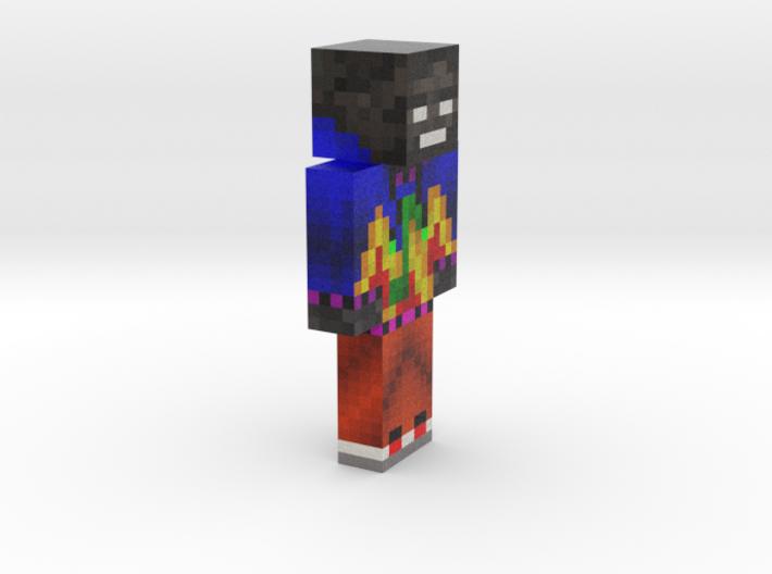6cm | miningman4 3d printed