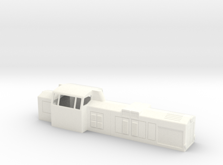 H0 Dv12-2600 uusi / new 3d printed