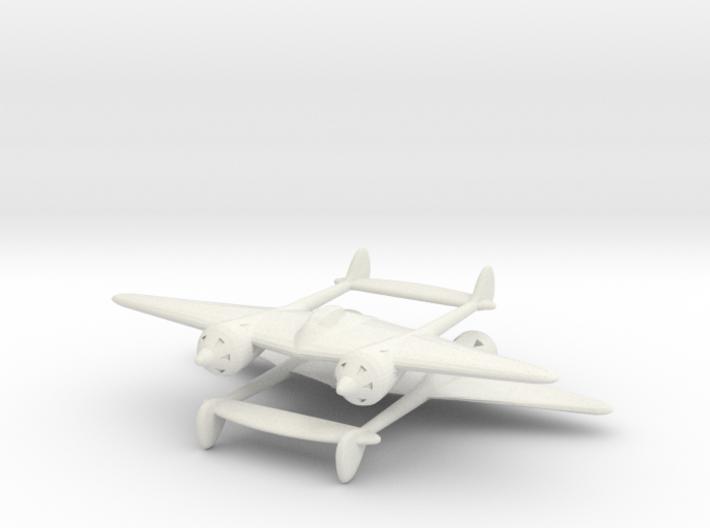 1/300 Grokhovsky G-38 (x2) 3d printed