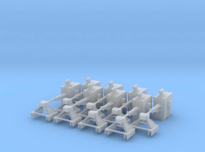 Hydraulic Bumper (8) 3d printed