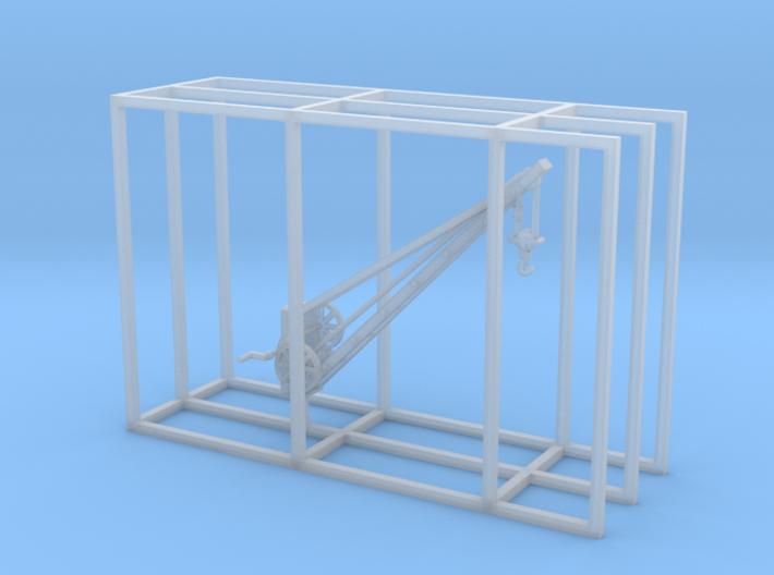 Z Scale Crane Variant B 3d printed