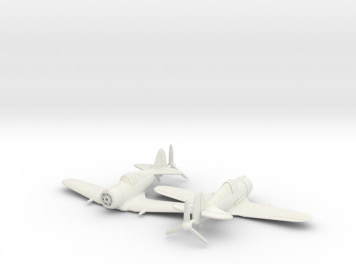 1/200 CAC Boomerang x2 3d printed