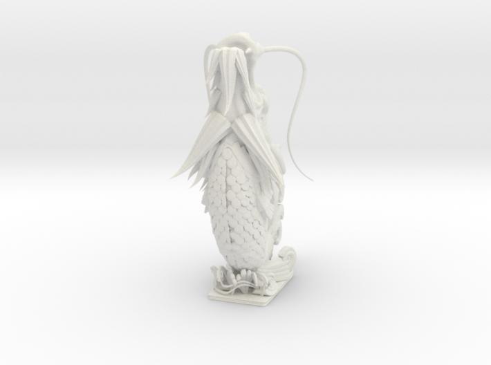cod fish 3d printed