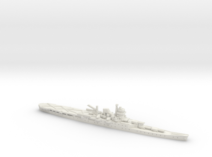 Mogami (Aircraft Conversion) 1/1800 3d printed