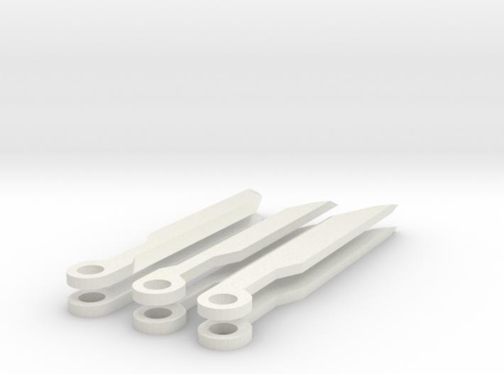 Assault Blades 3d printed