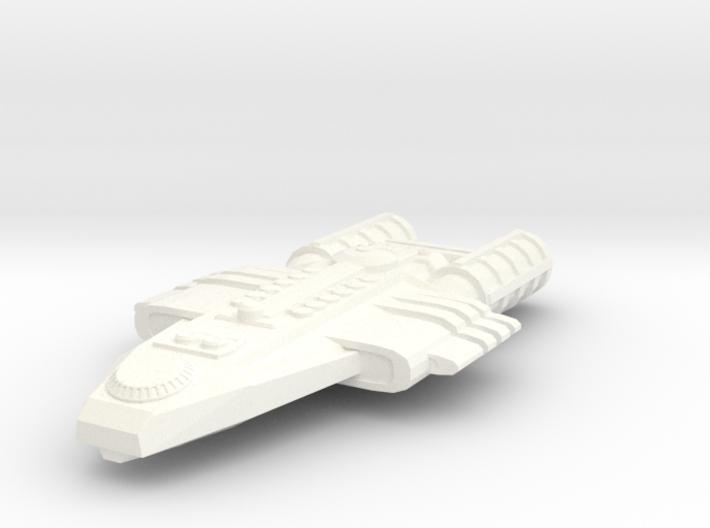 Malkorian Lander 3d printed