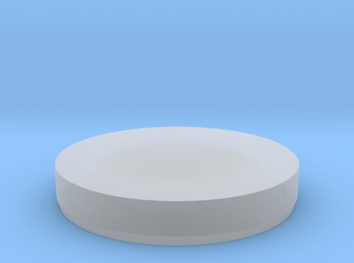 RUMV-Turret Socket 3d printed
