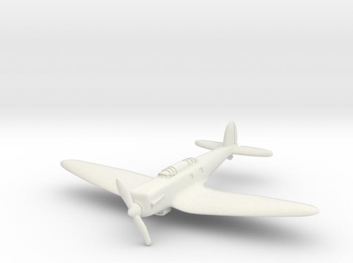 Heinkel He 70E Blitz 1/285 6mm 3d printed