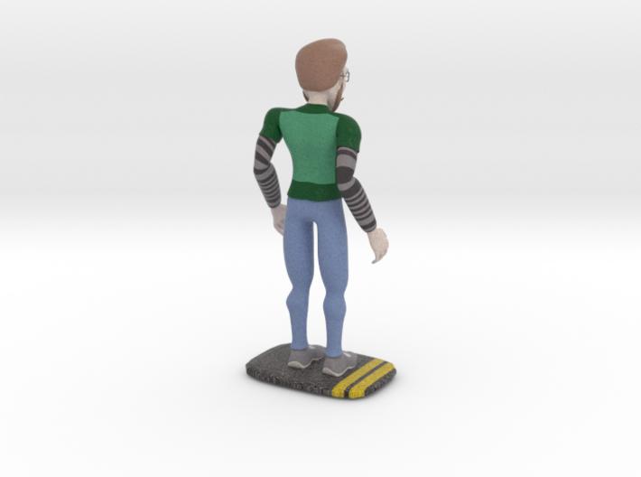 Lou (GWB Character) 3d printed