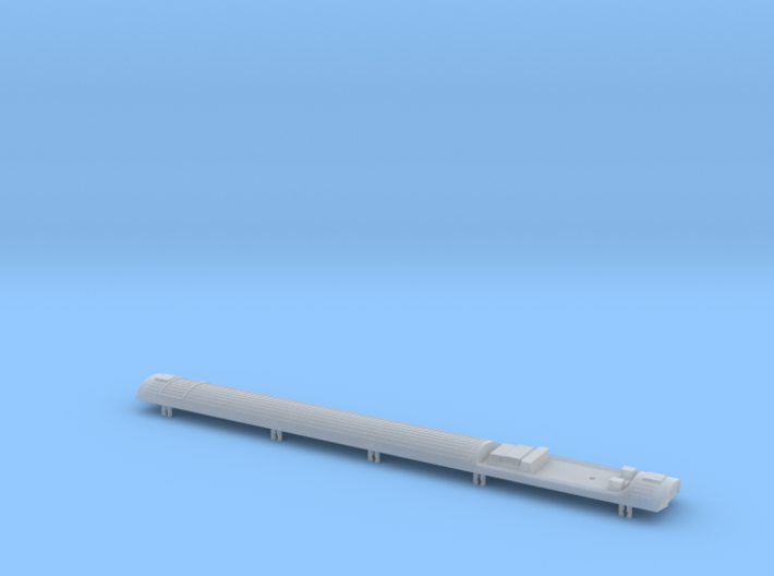 NMT MK3 Roof with Pantograph Well 3d printed