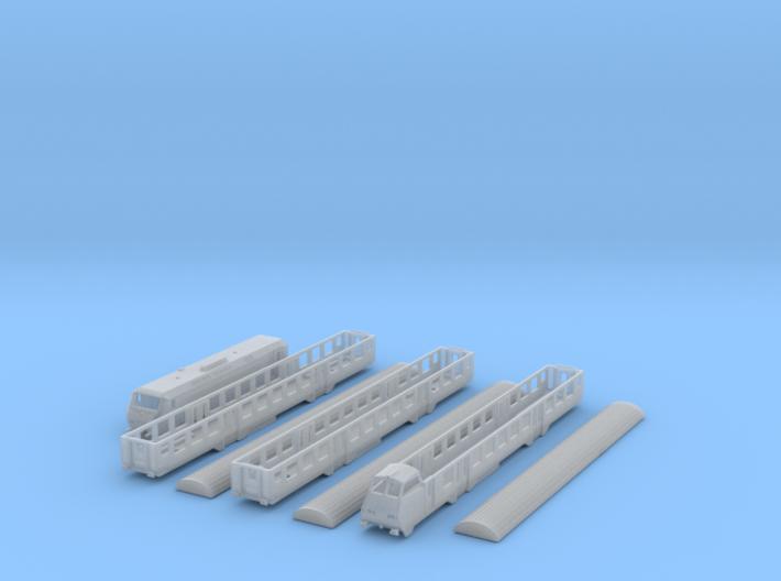 Fs Treno Regionale - N Scale 3d printed
