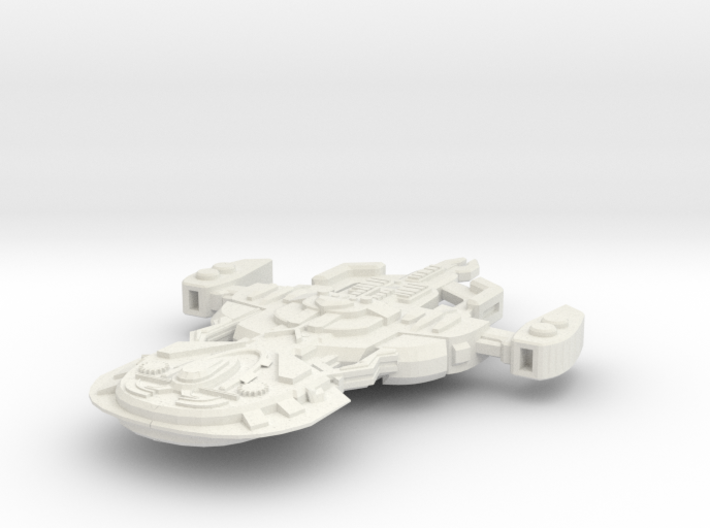 CDS Agiadon Cruiser 3d printed