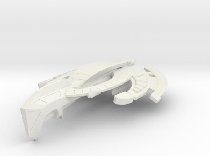 WarCat Class HvyCruiser 3d printed