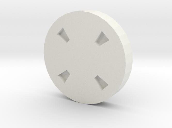 Energon Star Port Filler 03 3d printed