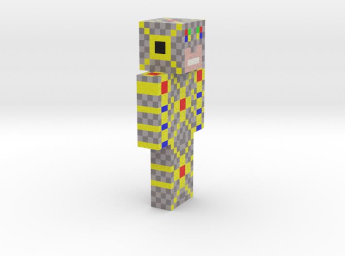 12cm | daltonfive 3d printed