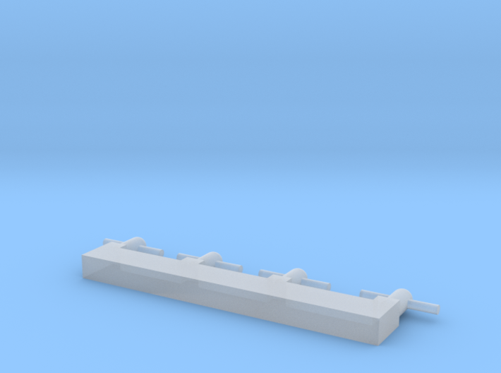 1:700 Ersatz Yorck Parts Set D 3d printed