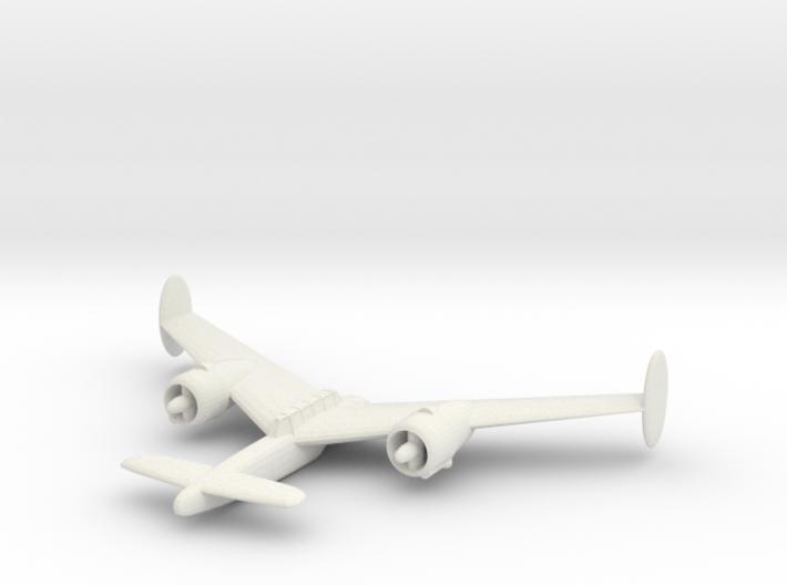 1/200 Miles Glider Tug 3d printed