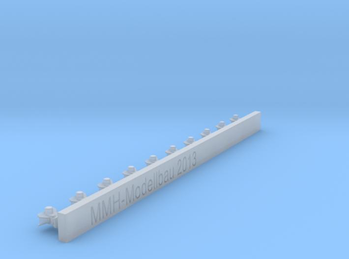 Rockingerkupplungen mit kleinem Maul 3d printed