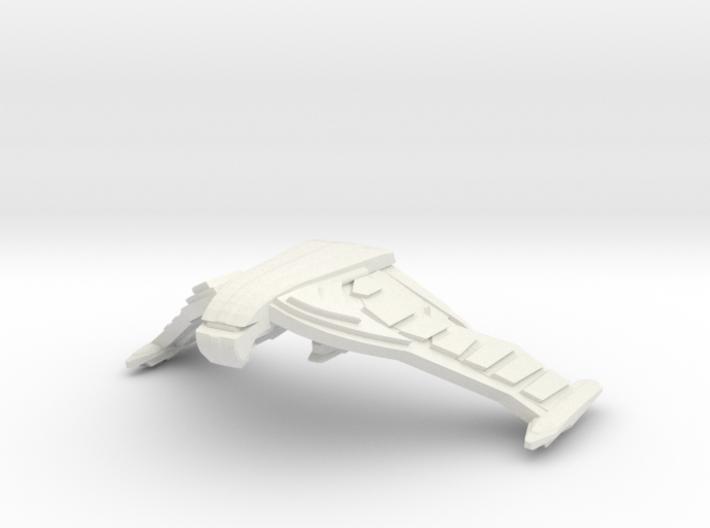 WingVengance Refit Class Cruiser 3d printed