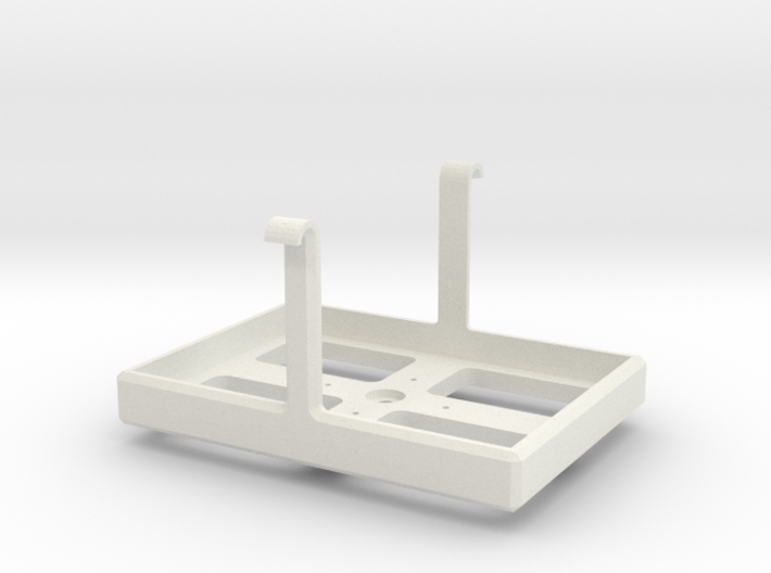 Gopro Gyrocam Bracket 3d printed