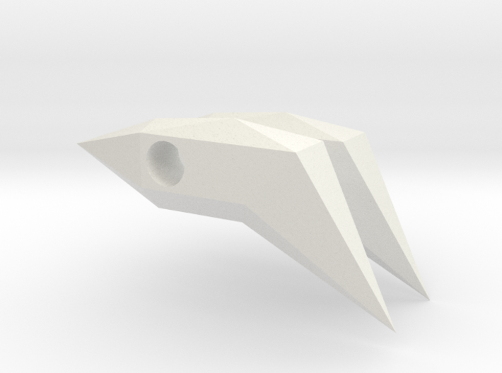 Tribal Claw (Pair) 3d printed