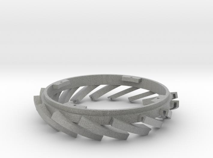 Wheel Hld33 3d printed