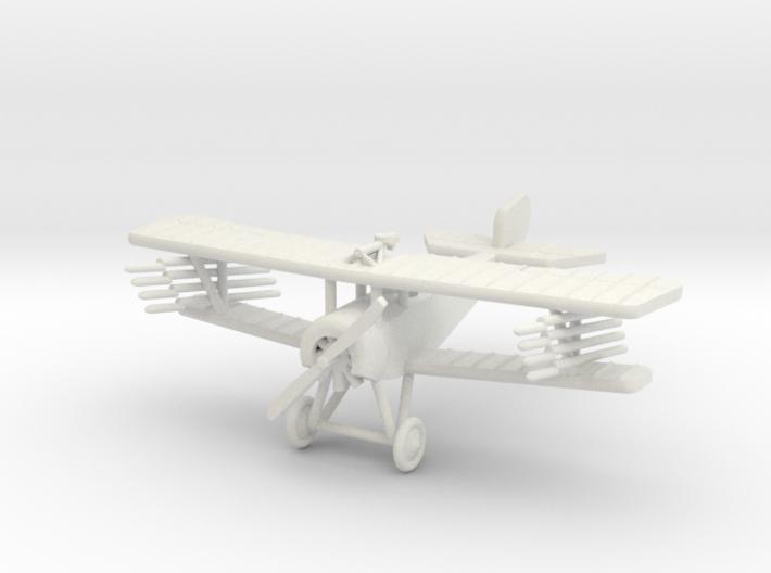 "Nieuport 16 ""Rocket Armed"" 1:144th Scale 3d printed"