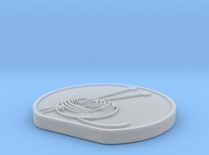 KnitCoin 3d printed