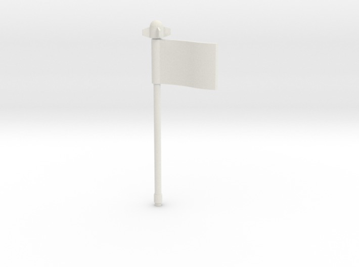 Strika-flag02 3d printed
