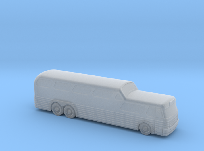 Scenic Cruiser Bus - Nscale 3d printed
