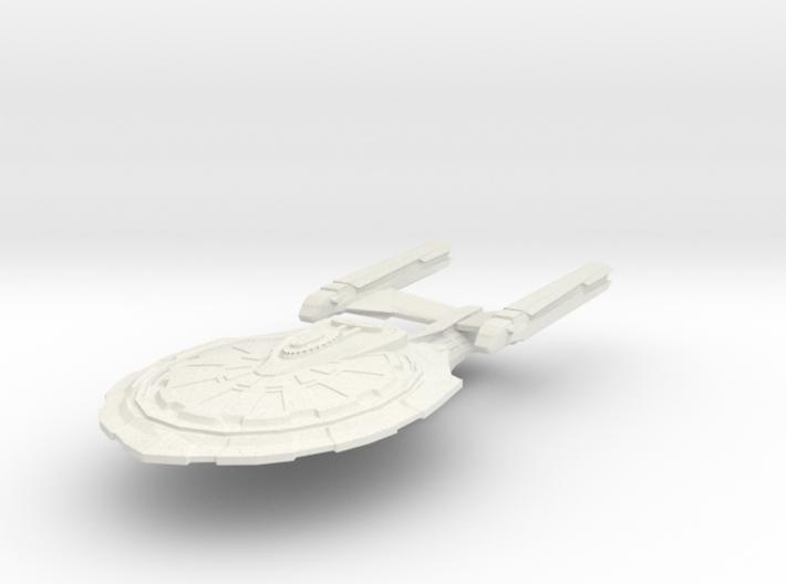 Carolina Class Battleships 3d printed