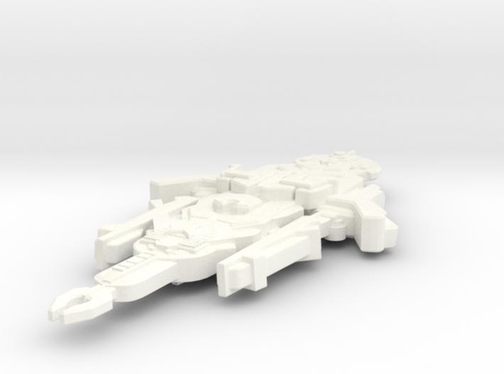 Hekoar Class Freighter 3d printed