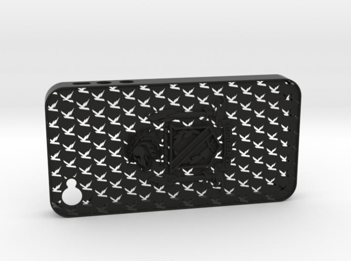 iPhone 4 Kentridge 3d printed