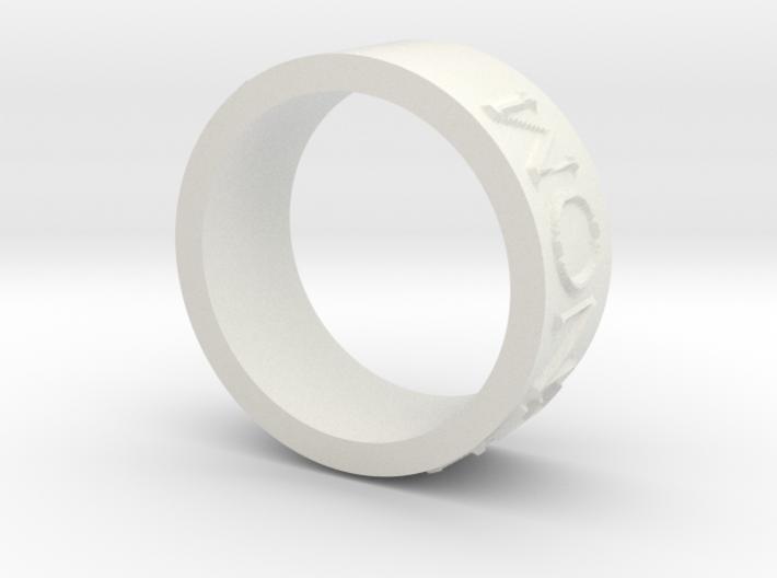 ring -- Wed, 11 Sep 2013 18:34:34 +0200 3d printed