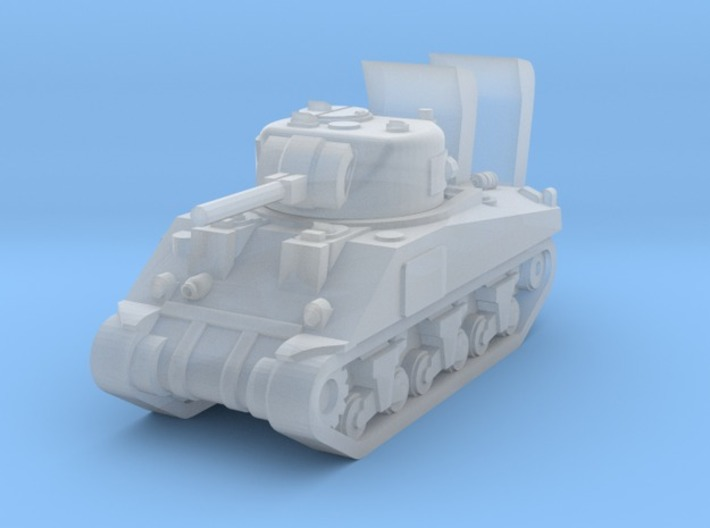 M4 Sherman AVRE 1:350 DDay series 3 tanks set  3d printed