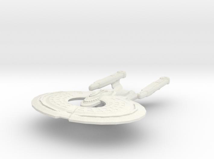 Hood Class HvyCruiser -Small- 3d printed