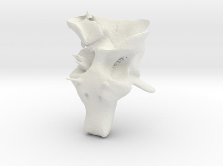 alien cow 3d printed