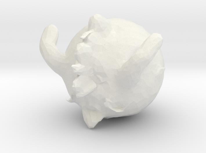 fantasy creature 3d printed