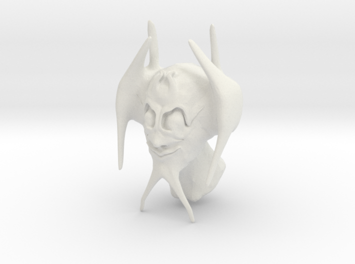 bat thingy man person 3d printed