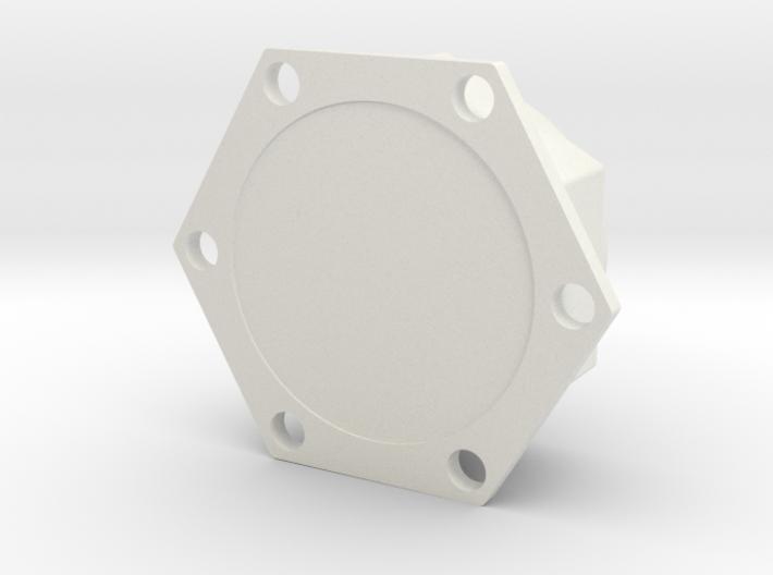 Drumshoe Cup 3d printed