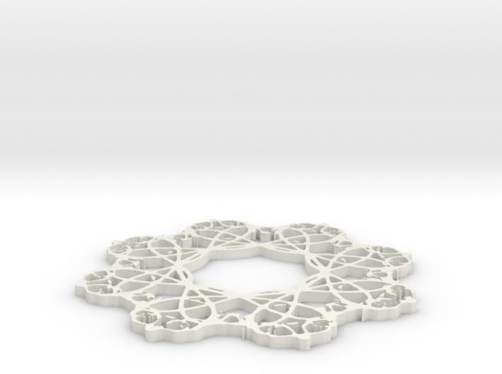 elexis pendant 3d printed