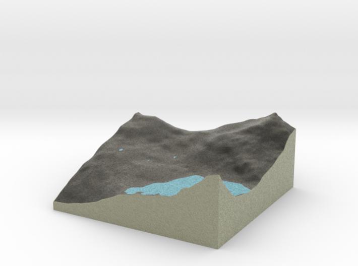 Terrafab generated model Fri Sep 27 2013 12:03:22 3d printed
