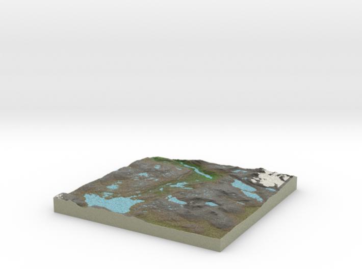 Terrafab generated model Fri Sep 27 2013 15:12:20 3d printed