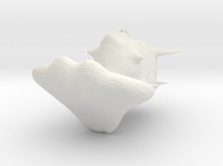 ufó2 3d printed