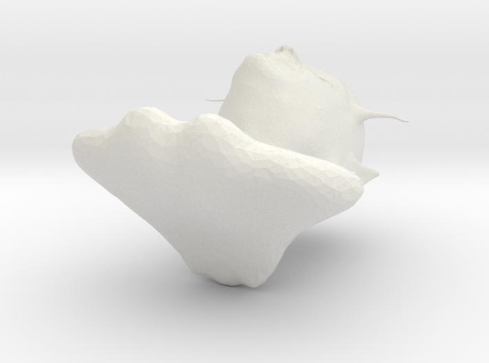 ufó 3d printed