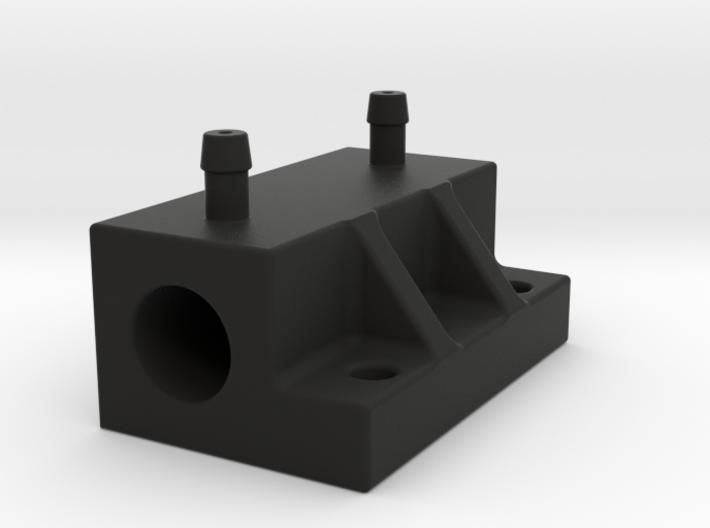 8 mm pitot flange dx 3d printed