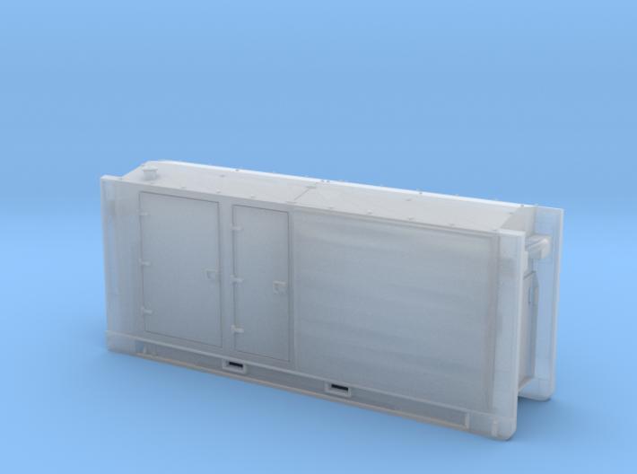 HFS-Pumpenmodul-mit Glatten Türen 3d printed